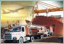 trucking service with Haris global